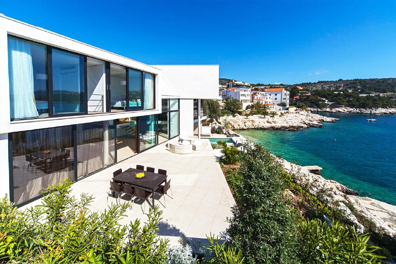 Luxury villa на побережье Адриатики - Туристический оператор APL Travel (АПЛ Тревел)