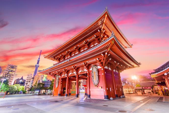 Самое большое путешествие по Японии + Южная Корея - Туристический оператор APL Travel (АПЛ Тревел)