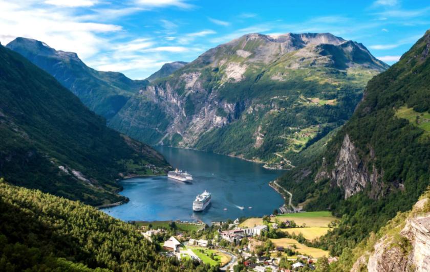Круизный тур по Норвежским Фьордам: Копенгаген, Осло, Кристиансанн, Скаген, Гетеборг - Туристический оператор APL Travel (АПЛ Тревел)
