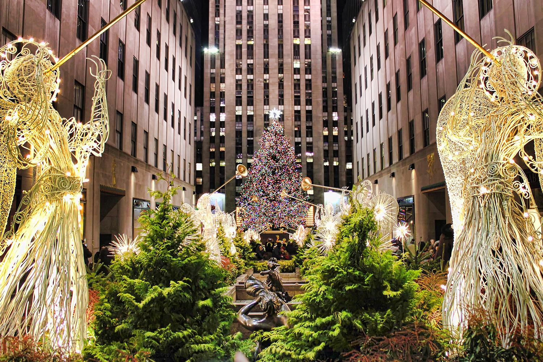 Рождественский Нью-Йорк - Туристический оператор APL Travel (АПЛ Тревел)