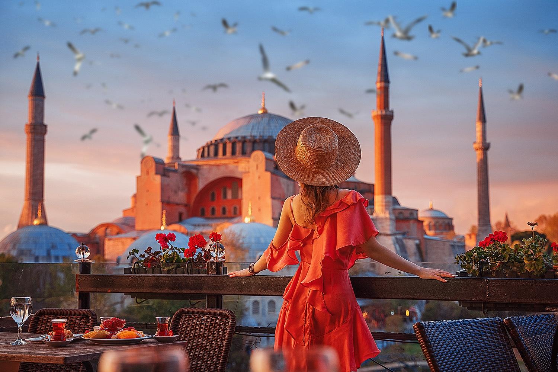 Стамбул на майские - Туристический оператор APL Travel (АПЛ Тревел)