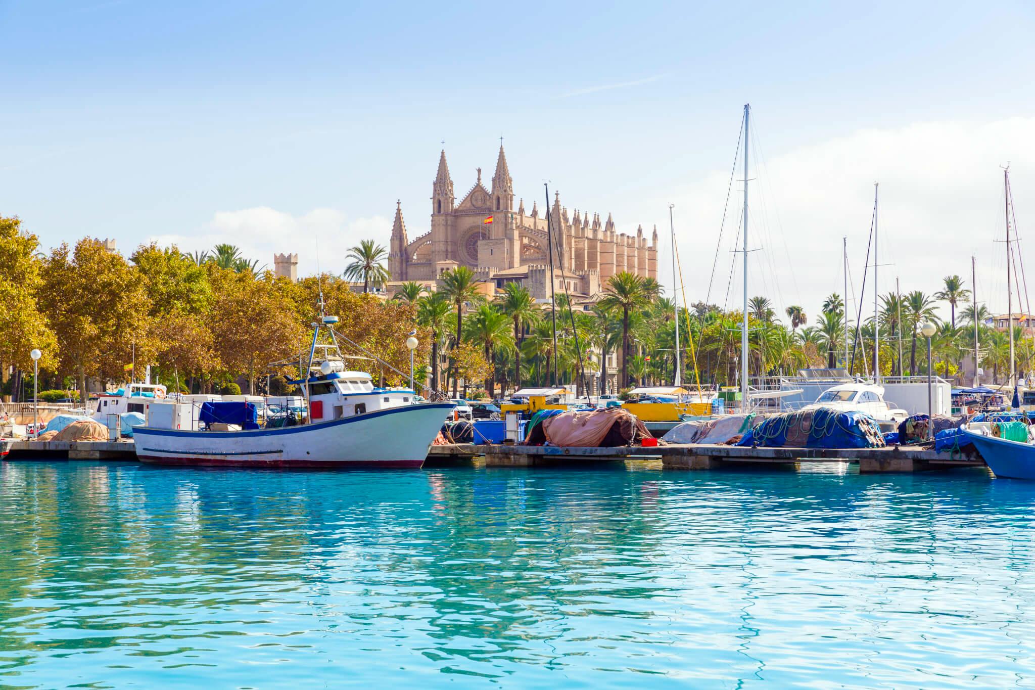 Захватывающее путешествие по Европе: Барселона, Пальма-де-Майорка, Ла Специа, Рим, Неаполь - Туристический оператор APL Travel (АПЛ Тревел)